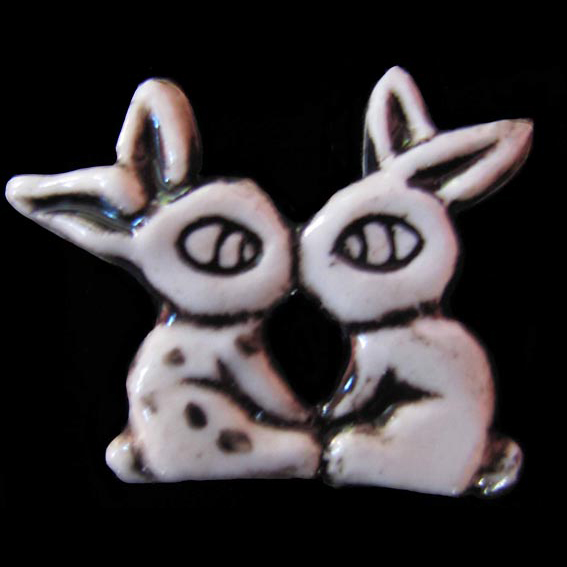 bunnies New Zealand made and designed jewellery